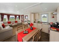 2014 holiday home at Ladram Bay sale on now