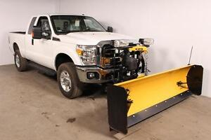 2016 Ford F-250 Pelle a Neige Inclus