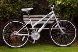 Ladies/Girls Mountain Bikes X 2