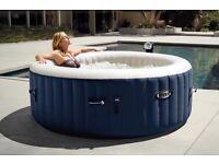 Intex pure spa plus hot tub lay z spa