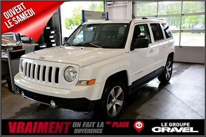 2016 Jeep Patriot High Altitude 4X4 TOIT CUIR