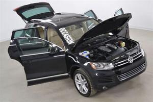 2014 Volkswagen Touareg TDi Sportline GPS+Cuir+Mags 20 Pouces+Ca