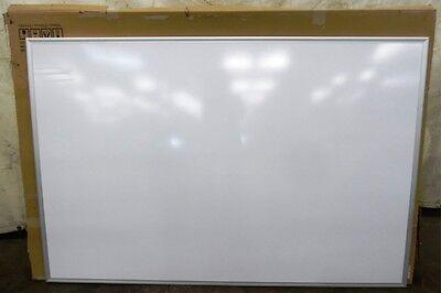 Foray Dry Erase Board 717-218 White Board 48 X 72 Aluminum Framed Marker