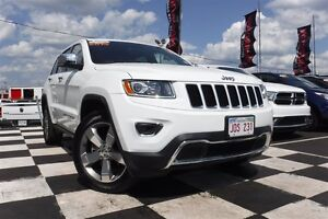 2015 Jeep Grand Cherokee Limited | Heated Seats | Backup camera
