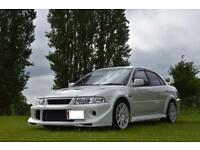 Mitsubishi Evo 6.5 Tommy makinen edition uk Rare