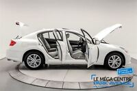 2011 Infiniti G37X Luxury, TOIT OUVRANT, CAMÉRA DE RECUL, AWD