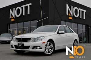 2013 Mercedes-Benz C-Class C300 4MATIC One Owner Heated Leather
