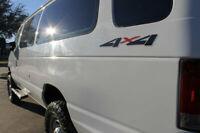 Miniature 10 Voiture Américaine d'occasion Ford E-Series Van 2008