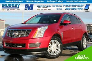 2012 Cadillac SRX *LEATHER*CAMERA*SENSORS*
