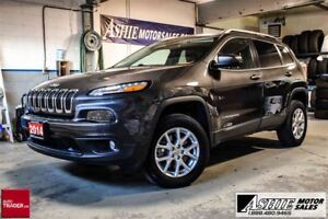 2014 Jeep Cherokee NORTH! 4x4! V6!
