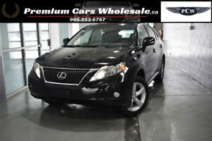 2012 Lexus RX 350 TOURING NAVI SUNROOF LEATHER FULL LOAD