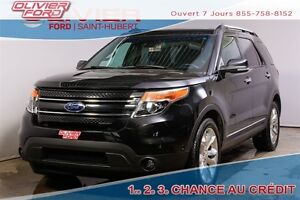 2014 Ford Explorer LIMITED AWD CUIR TOIT NAV MAGS