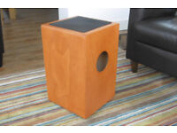 Meinl Cajon with carrying case