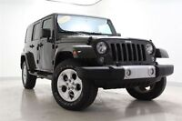 2015 Jeep WRANGLER UNLIMITED Sahara GPS*ALPINE*BLUETOOTH*GPS*DIF