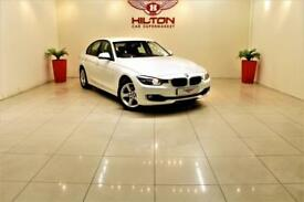 BMW 3 SERIES 2.0 318D SE 4d AUTO 141 BHP NO DEPOSIT NEED - DRIV (white) 2013