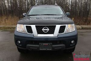2015 Nissan Frontier PRO4X Leather/ Navigation/ Sunroof/ Box Lin Prince George British Columbia image 4