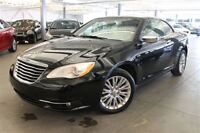 2013 Chrysler 200 LIMITED 2D Convertible TOIT DUR, NAVIGATION, C