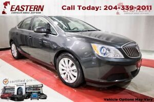 2017 Buick Verano SV LEATHER KEY-LESS ENTRY MP3 PLAYER