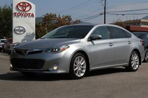 2015 Toyota Avalon Limited 3.5L V6 FWD HEATED+COOLED LEATHER/Nav