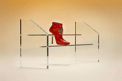 MINIATURE DISPLAY FOR JUST THE RIGHT SHOE