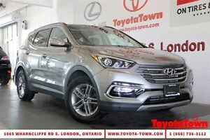 2017 Hyundai Santa Fe Sport 2.4L SE AWD LEATHER PANO ROOF BLIND