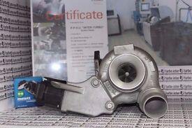 Turbocharger for BMW 520d - E60N / E61N, X3 - E83N. 177 BHP. Turbo. 49135-05860.