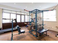 Powersport Professional 8 station Multi-gym