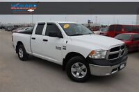 2013 Ram 1500 ST *SUPER LOW KMS*