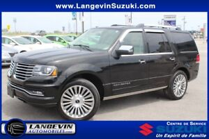 2015 Lincoln Navigator RESERVE/22 POUCES/DVD/GPS