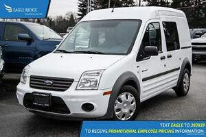 2012 Ford TRANSIT CONNECT EV XLT Electric Cargo Van
