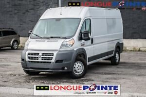 2015 Ram ProMaster 2500 High Roof  -ALONGER - CAM DE RECUL