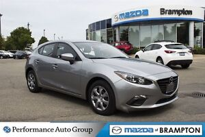 2014 Mazda MAZDA3 SPORT GX|MAZDA-CERTIFIED|BLUTOOTH|MP3|KEYLESS|