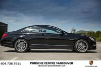 2012 Mercedes-Benz CL63 AMG Coupe AMG Performance Package + Adva