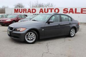 2007 BMW 3 Series LEATHER !!