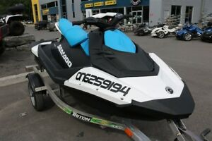 2018 Sea-Doo/BRP Spark 3up Rotax 900 HO ACE iBR & Conv. Pkg Plus