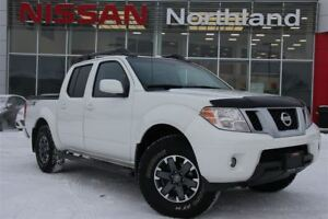 2015 Nissan Frontier PRO-4X/Leather/4X4/Bluetooth/USB