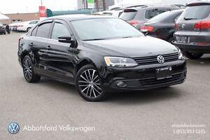 2014 Volkswagen Jetta HIGHLINE 1.8 TSI 5-SPEED MANUAL, TECH PACK