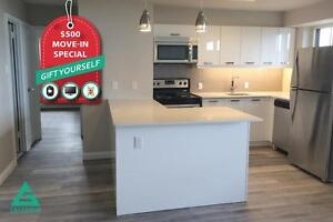 Brand New 2 Bedroom (Mins. from Eglinton Subway Station)
