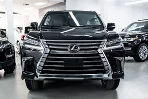 2017 Lexus LX 570 Fully Armored