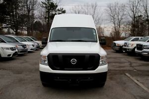 2013 Nissan NV 2500 HIGH ROOF CERTIFIED & E-TESTED!**FALL SPECIA