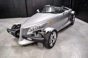 2001 Plymouth Prowler RARE! Véchicule de Collection Impécable.