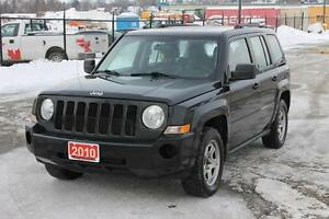 2010 Jeep Patriot Sport/North | Leather | CERTIFIED + E-Tested