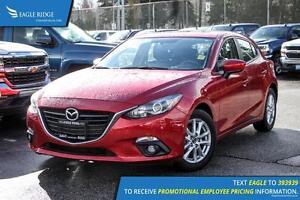 2014 Mazda Mazda3 GS-SKY Sunroof and Heated Seats