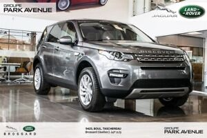2018 Land Rover Discovery Sport HSE + Meridian audio !