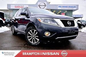 2014 Nissan Pathfinder SL *Navigation,Heated seats,Rear view mon