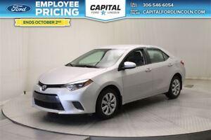 2016 Toyota Corolla **New Arrival**