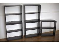 Bookshelf units
