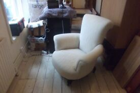 Antique Victorian/Edwardian arm chair in perfect condition