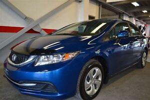 2013 Honda Civic **LX*AUTOMATIQUE*A/C*TOUT ÉQUIPÉ!!