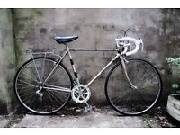 RALEIGH MEDALE, vintage racer racing road bike, 21 inch small size, 10 speed